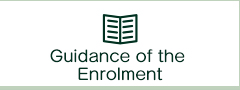 Guidance of the Enrolment